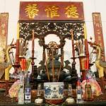 Những điều phong thủy đại kỵ khi lập bàn thờ tổ tiên